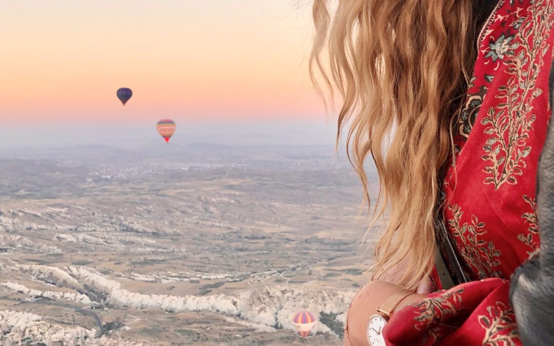 Best Spots in Cappadocia – Travelling During a Pandemic: Illustrator Travels