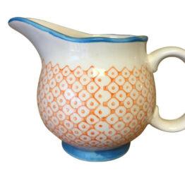 ceramic gravy jug