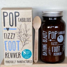 Foot Pop for Tired Hard Working Feet