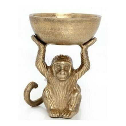 Gold Monkey Bowl