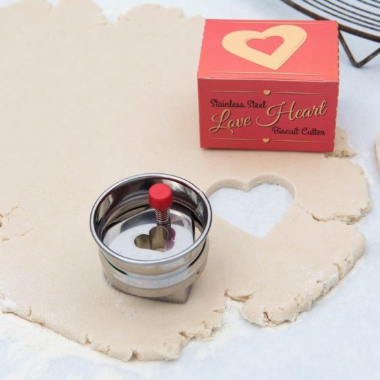 Love Heart Biscuit Cutter