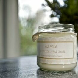 seawitch candle salt marsh