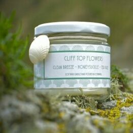 Seawitch Candles Cliff Top Flowers