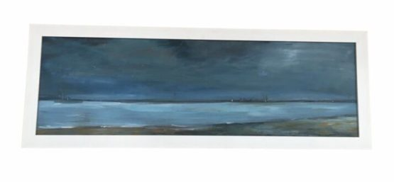 Storm Oil Painting