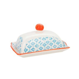 Butter Dish Turqouise