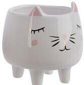 Whiskers Mini Cat Planter