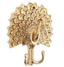 Gold Peacock Hook
