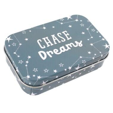 Chase Dreams Storage Tin