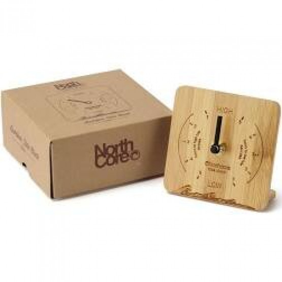 Northcore Tide Clock Bamboo
