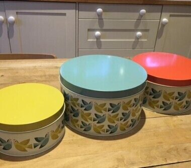 top ten favourite cake tins