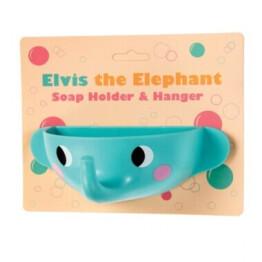 Elvis the Elephant Soap Holder