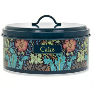 Blue Compton Floral Cake Tin