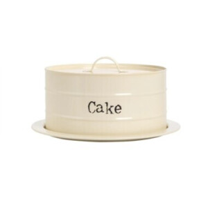Vintage Large Cake Tin