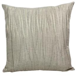 Gold Pampas Grass Cushion
