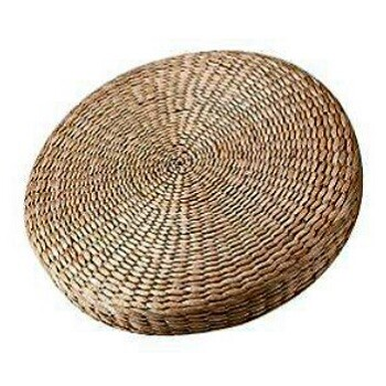 Tatami Straw Yoga Floor Cushion