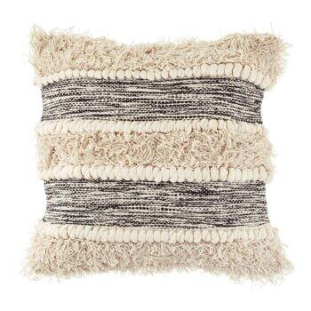 Arizona Stripe Tufted Cushion