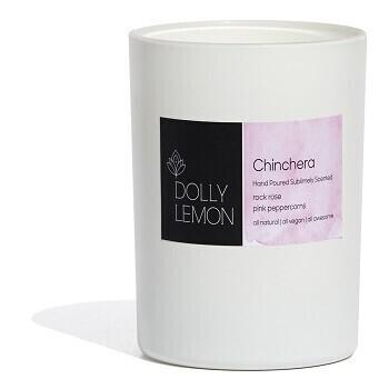 Dolly Lemon Chinchera Candle
