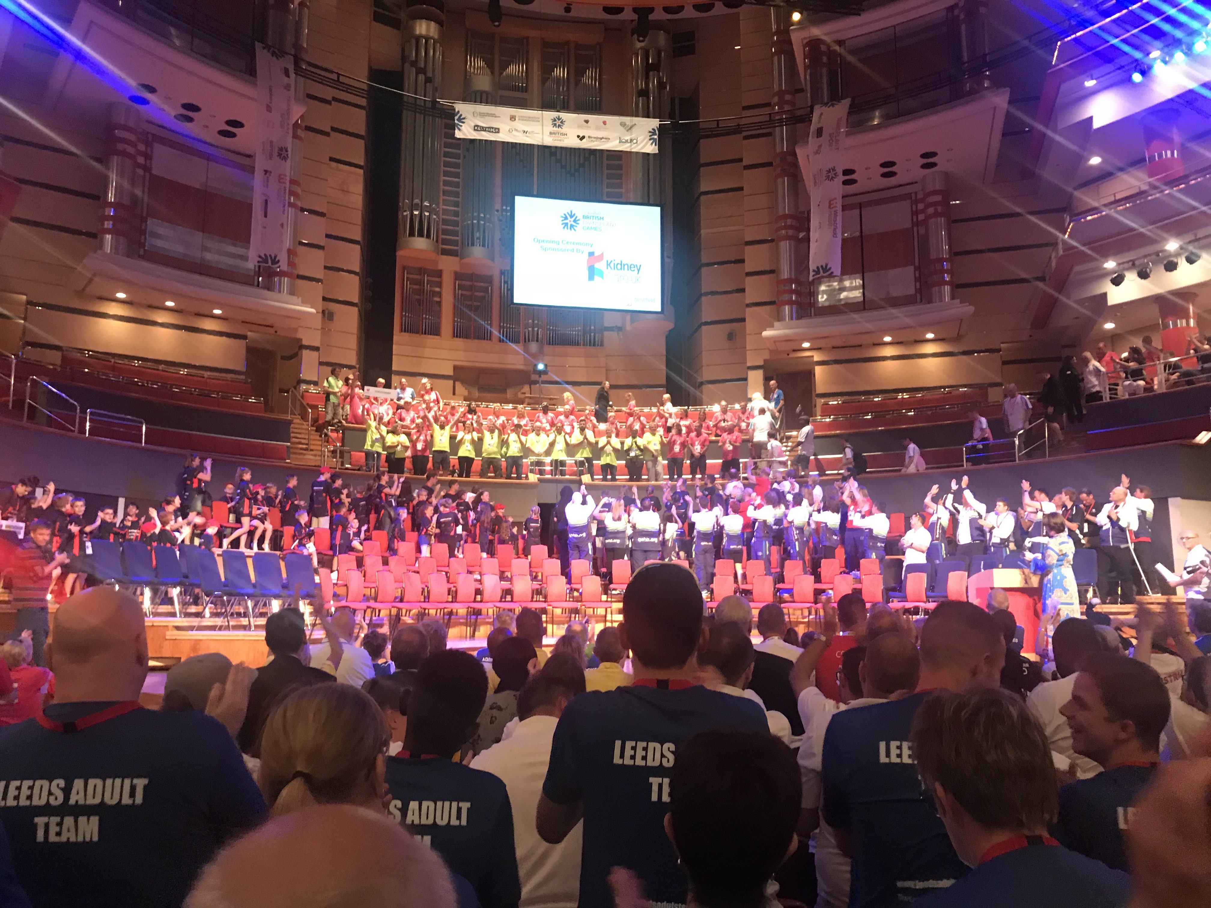2018 British Transplant Games