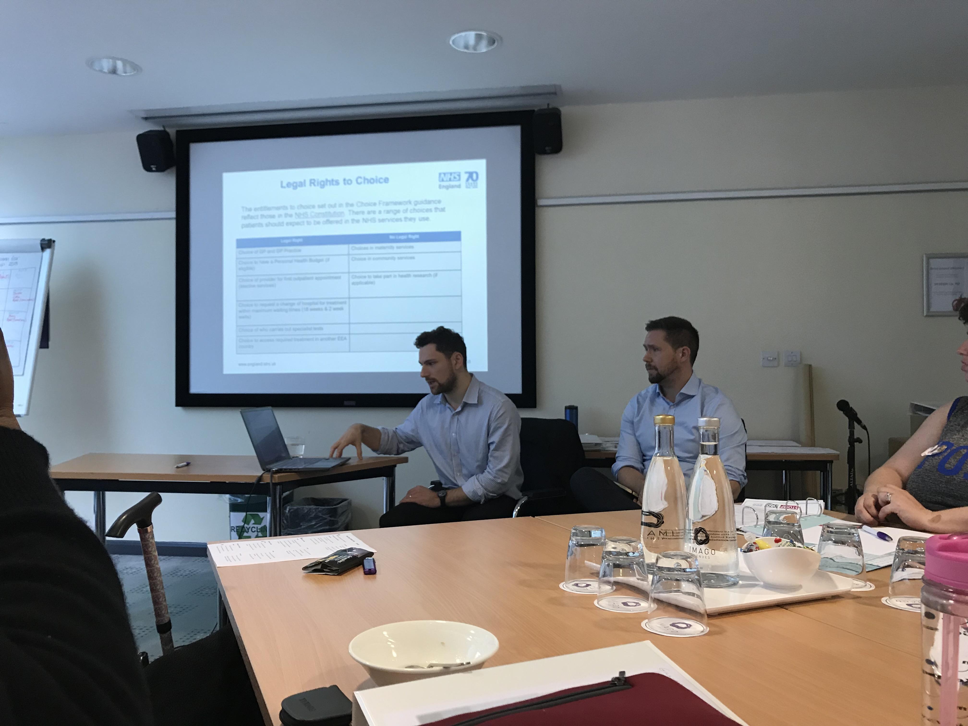 NHS Peer Leadership Academy