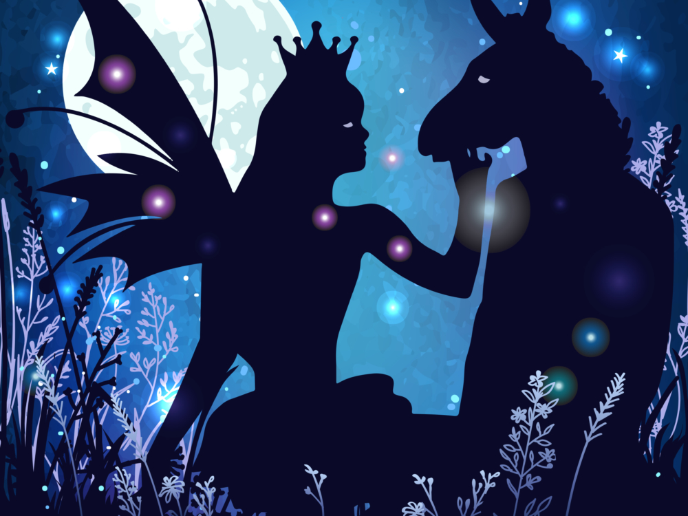 Midsummer Night's Dream Poster Design