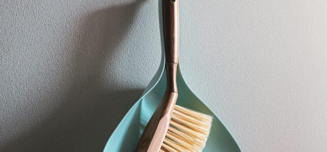 Orden y limpieza en casa más productivos