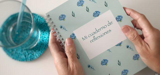 Mi cuaderno de reflexiones