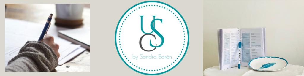 Cabecera de tienda Etsy SandraBaronWriting