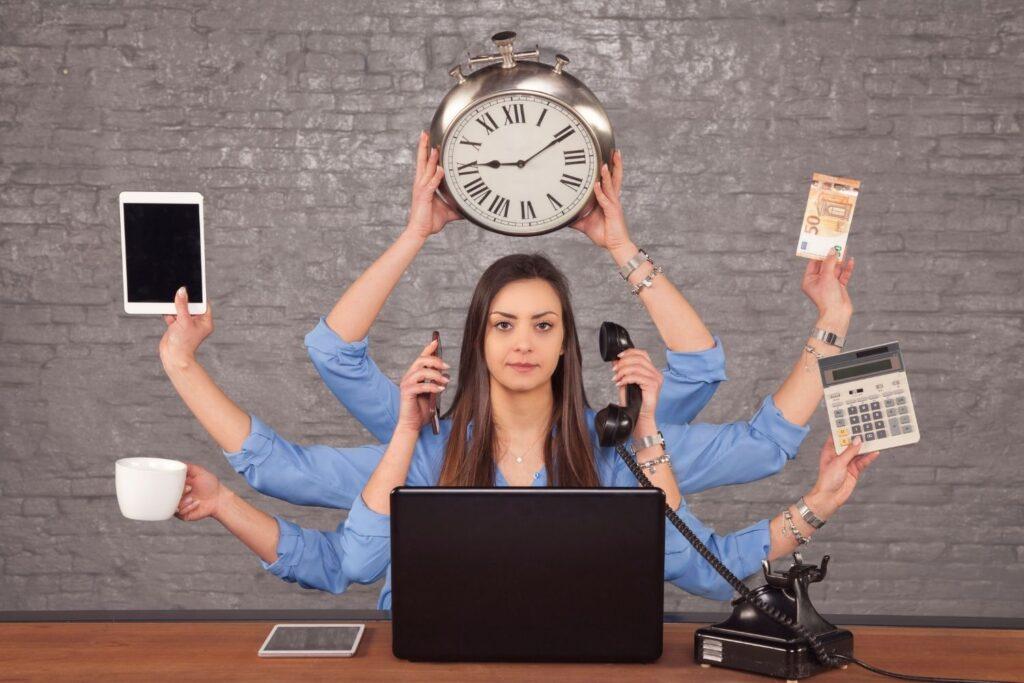 La atención plena versus la multitarea