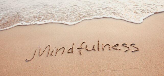 Qué es el Mindfulness o plena consciencia
