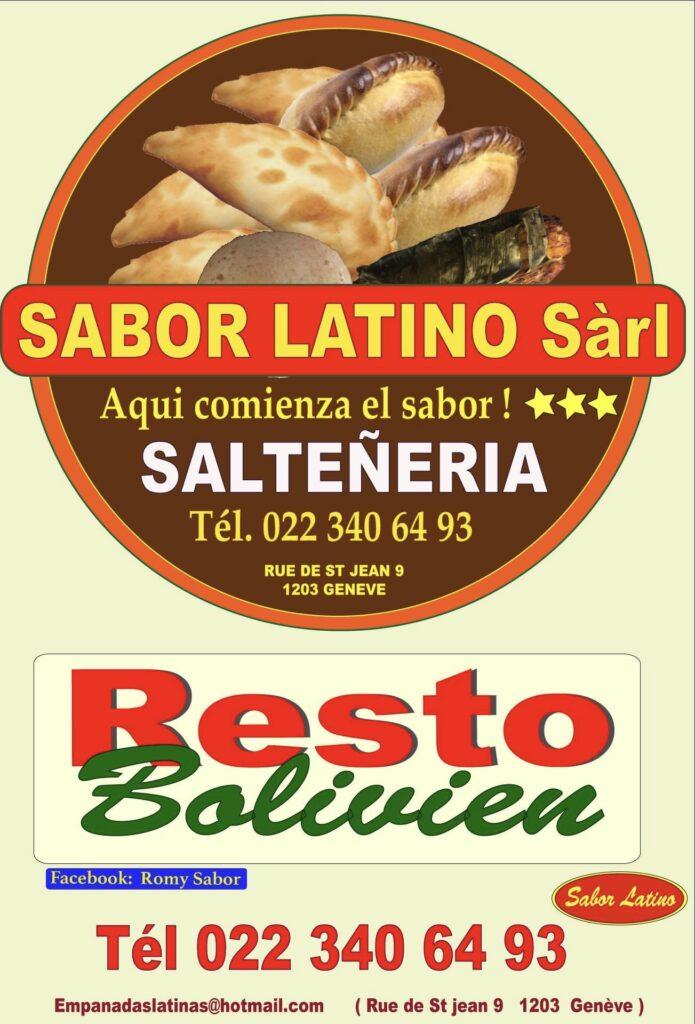 Sabor Latino Sarl