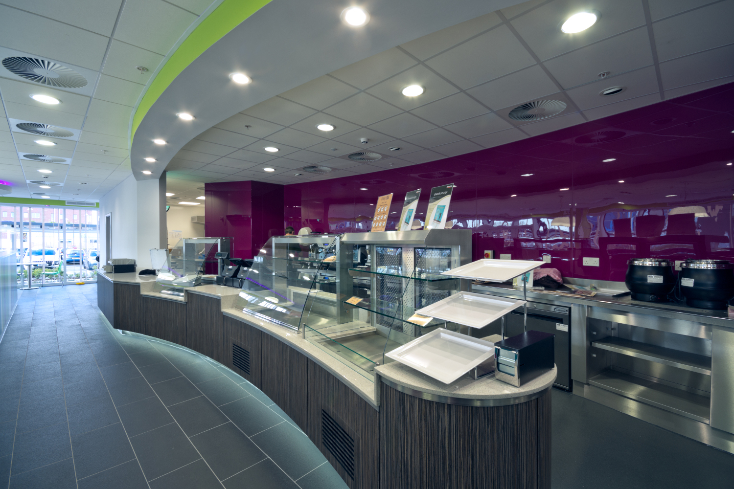 HCE Salford Royal Hope Cafe Feature Image