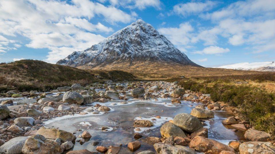 Buachaill Etive Mor Glencoe Scotland