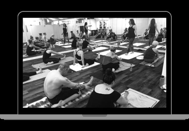 Baptiste Power Yoga, Vinyasa, DH Fusion & more!
