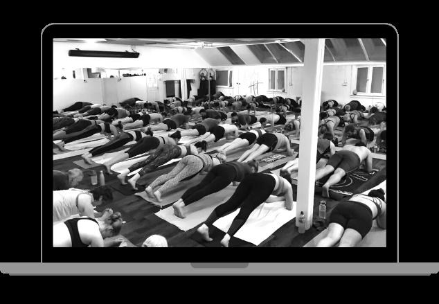 Inferno Hot Pilates