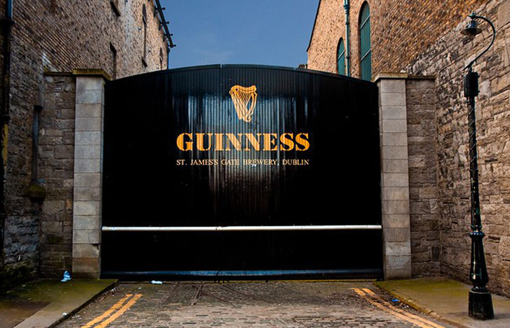 guinness events ireland