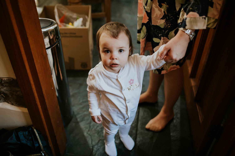 baby of bride