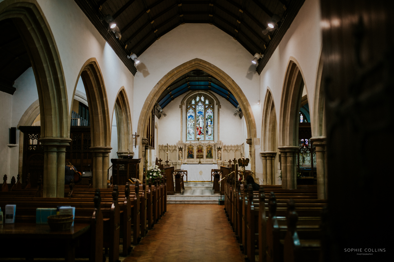 church in cardiff