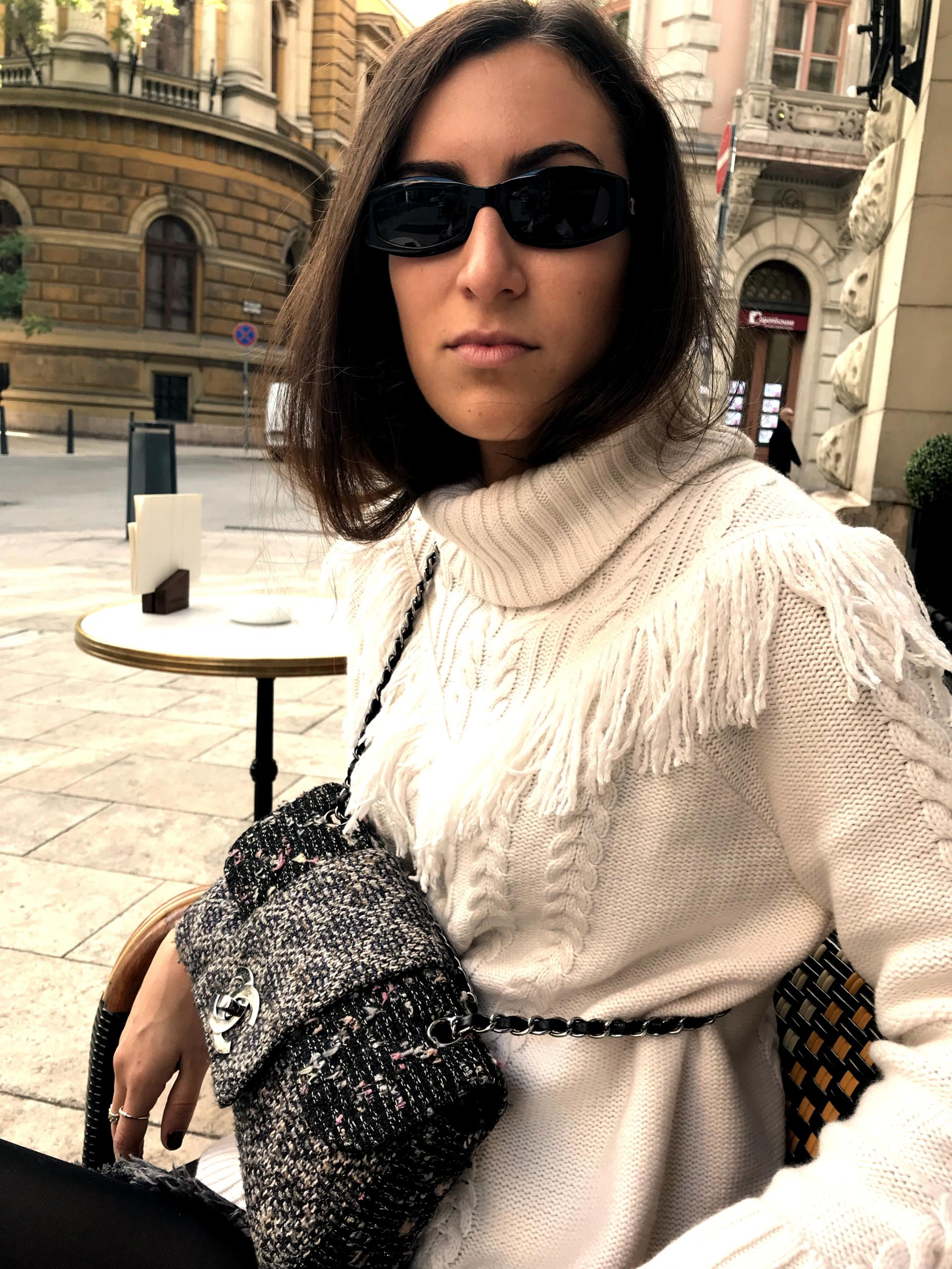 Parisian style in Budapest
