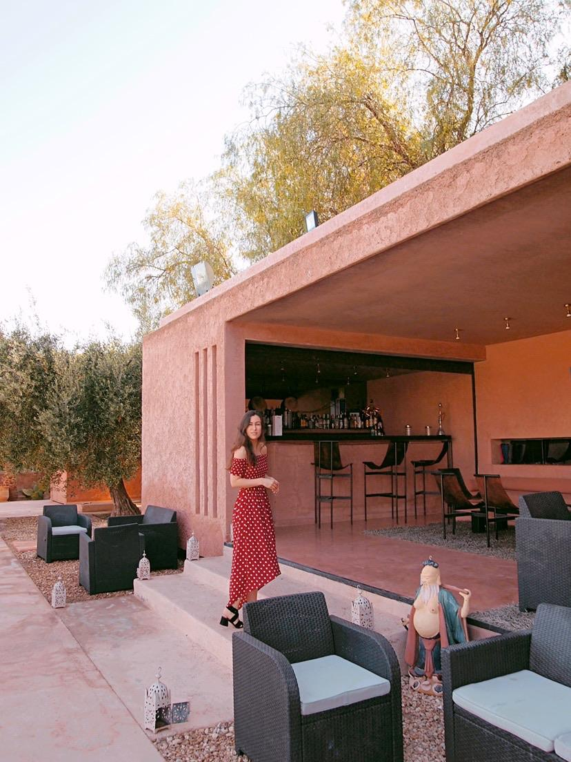 Dar Sabra hotel marrakech - 5 best places to stay in marrakech