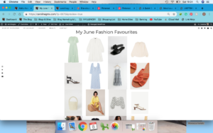 june fashion favourites