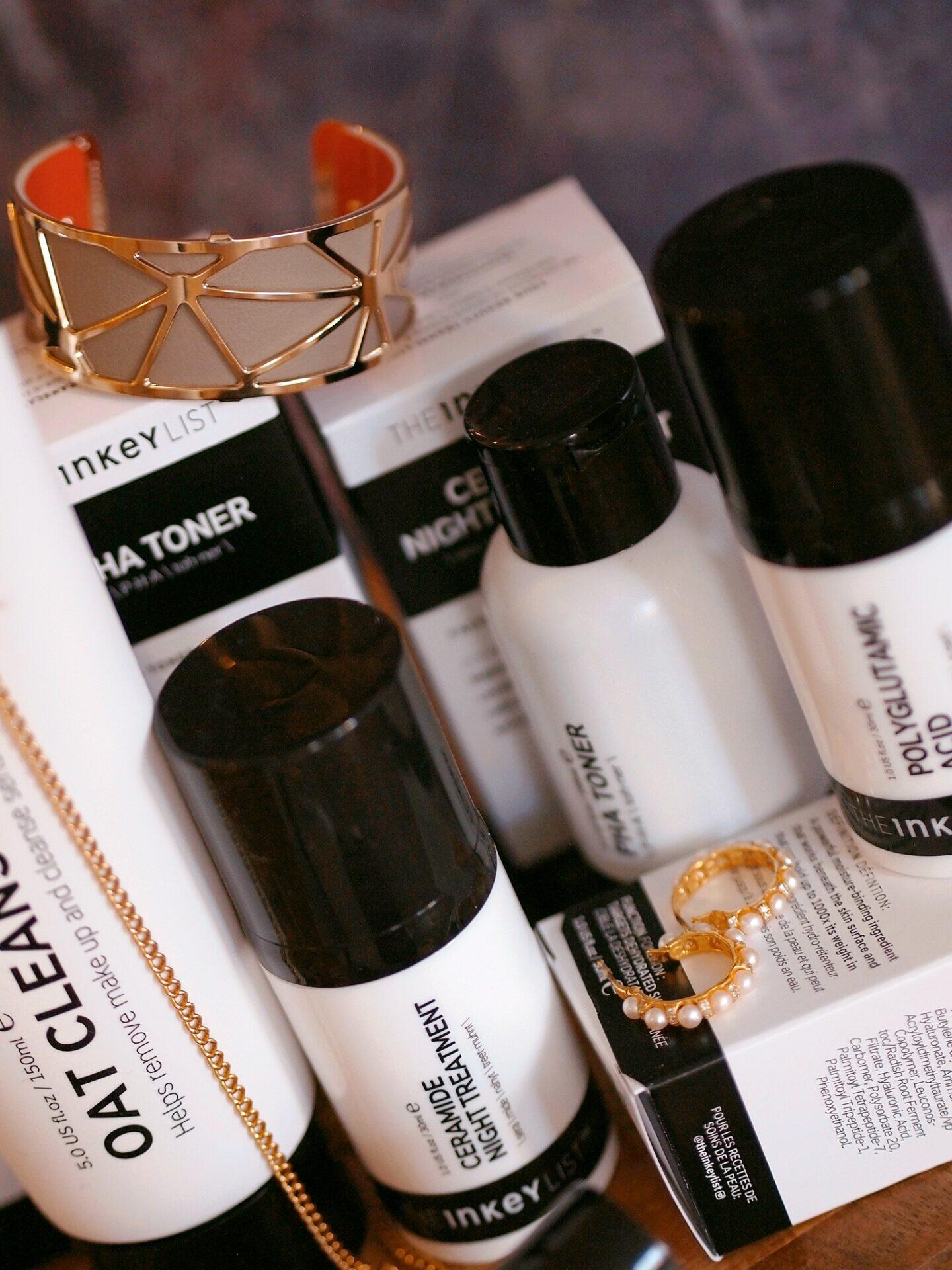 Photo: The Inkey List review for sensitive skin
