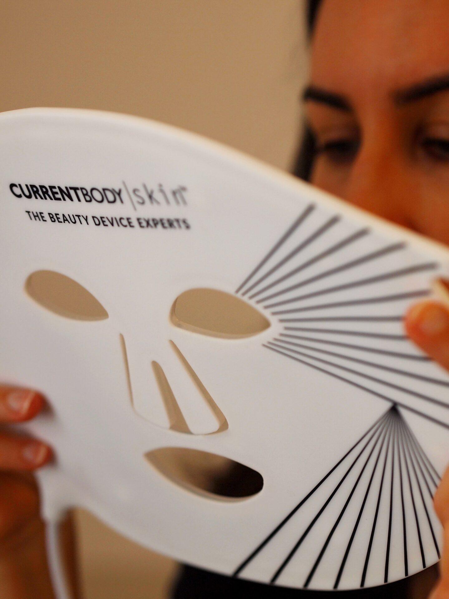 current body skin LED Light Therapy Mask