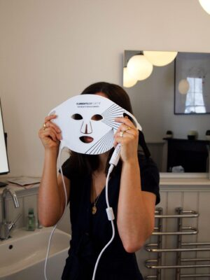 current body led mask