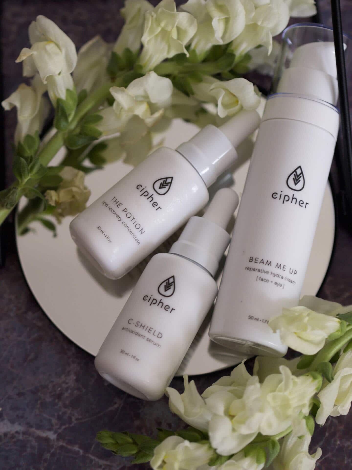 cipher skincare and becoming ph balanced
