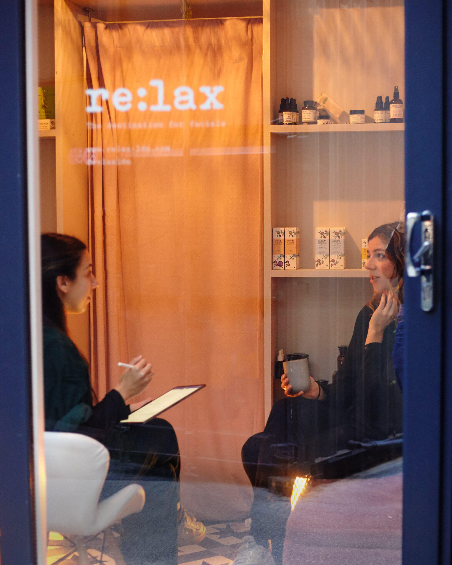 relax london spa