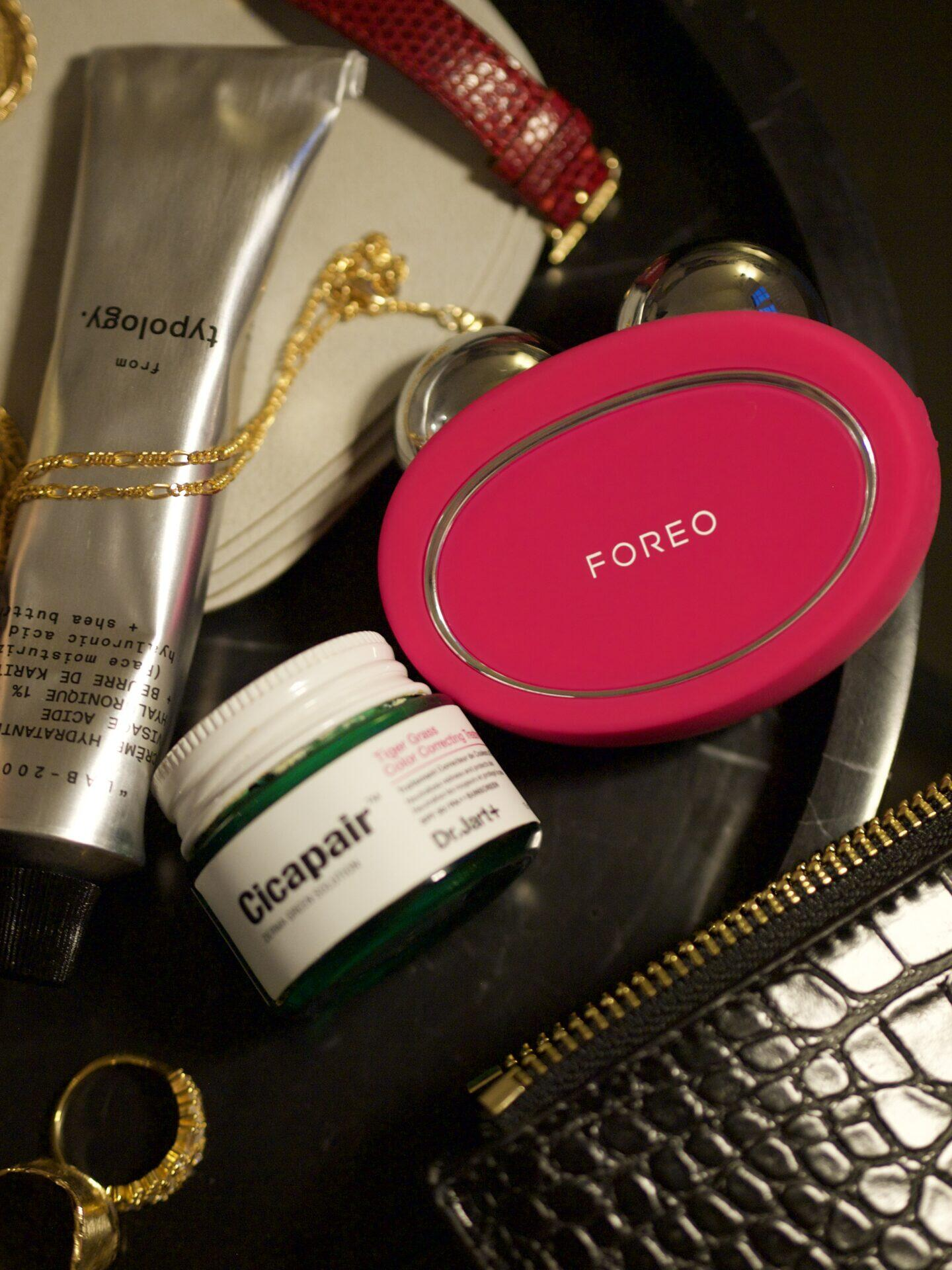 lockdown essentials with foreo bear uk