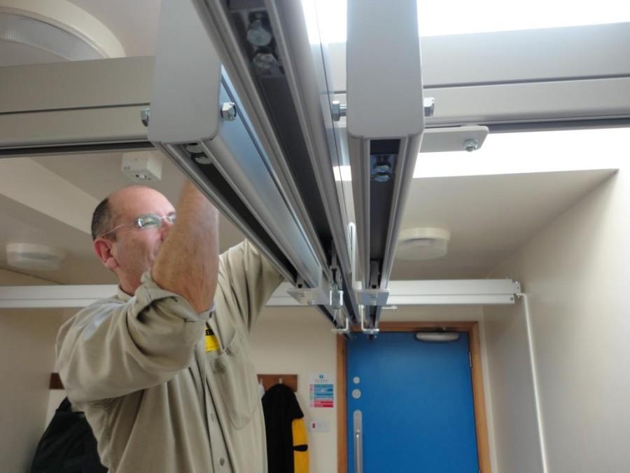 C Franklin ltd hoist repairs