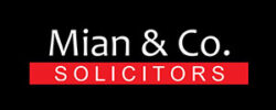 Mian & Co Solicitors Logo
