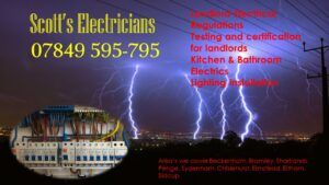 Bromley & Shortlands electricians