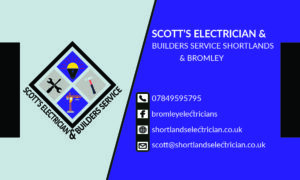 Electrician bromley